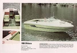 fiberform motor cruiser range catalogue boat design net
