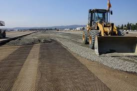 Improved Paved Roadway Construction Pavement Stabilization