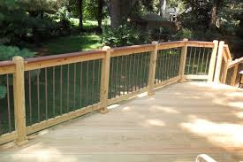 12 inspiration gallery from affordable aluminum deck railing options