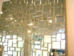 mirror tiles stick