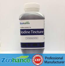 uses for iodine tincture