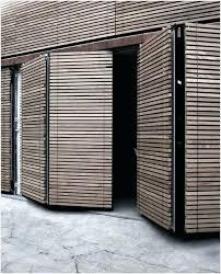 accordion garage doors the best option bi fold garage doors folding garage doors garage door hardware bi