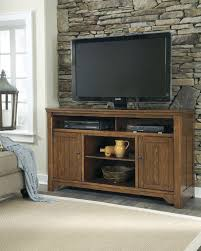 W699 68 TV STAND CHIMERIN with Fireplace Ooption