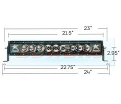rigid industries radiance led light bar white back lighting rigid radiance 20 led light bar schematic