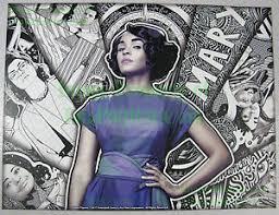 hidden figures poster. Unique Hidden Image Is Loading HIDDENFIGURESPosterMaryJanelleMonaeLimitedEdition In Hidden Figures Poster O