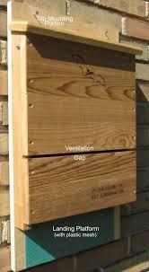 free woodworking plans for bat houses unique bat house plans northwest bat houses at woodworkerswork