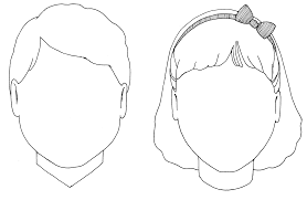 Printable Blank Face Cgfaceblankboy Smlpng 24×24 Vzdelávanie Pinterest 15
