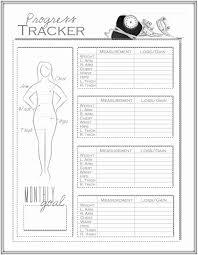 Fitness Tracking Spreadsheet For Goal Tracking Spreadsheet ...