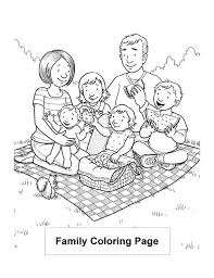 Small Picture Family Coloring Pages Best The Dora The Explorer Party Cartoon