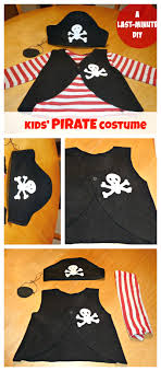 diy pirate costume for your toddler if your kid still hasn t got