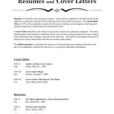 Cover Letter Means Forwarding Letter Meaning