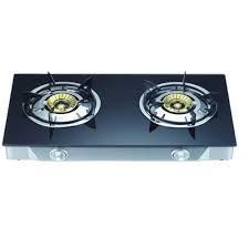 gas stove burner. Fine Burner Two Burner Glass Top Gas Stove And IndiaMART