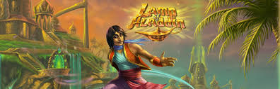 Fogg win a bet and travel around the world in 80 days! Play Lamp Of Aladdin For Free At Iwin
