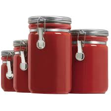 Rustic Kitchen Canister Sets Kitchen Canisters Jars Youll Love Wayfair