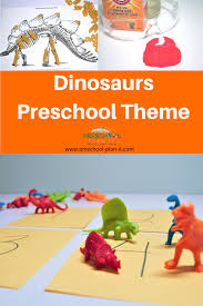 <b>Dinosaurs Theme</b> for Preschool