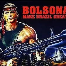 Bolsonaro não é Obama, ele é Rambo! - Blog - Adriano Roberto