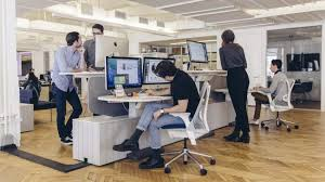 office pictures. The Office Of Tomorrow: Where Will You Choose To Work In Five Years? - Metropolis Pictures