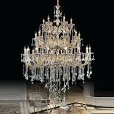 modern candle crystal chandeliers blown glass chandelier hotel light large for murano