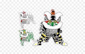 Selanjutnya ini adalah gambar kartun yang lucu dan imut menggemaskan, hitam putih dan masih banyak yang lainnya sampai dengan karakter bergerak pun ada. Singa Barongsai Tarian Naga Gambar Png