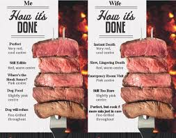 Meat Doneness Chart At My House Imgur