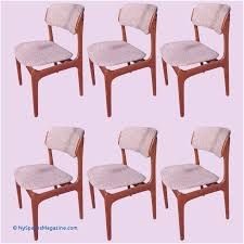 vinyl strapping for patio furniture lovely 1960 eric buck for od mobler set 6 side