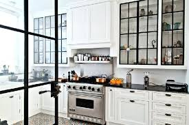 contemporary kitchen frosted glass cabinet doors modern door material c in unique style