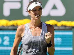 Ajla Tomljanovic and his relationship with tennis