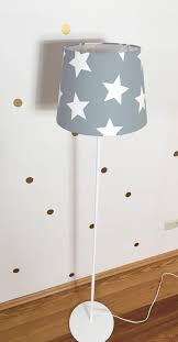 Tafellamp Vloerlamp Kinder Grijs Ster Kinderkamer Lampen