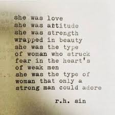 Strong Man Quotes Best The Type Of Woman That Only A Strong Man Could Adore Words