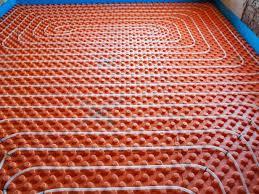 how does radiant floor heating work diy