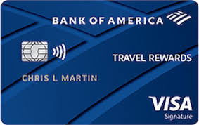 best bank of america student credit cards