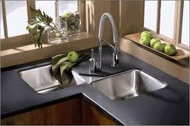 installing a corner kitchen sink the furnitures