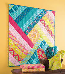 Mini Quilt Patterns Beauteous More Mini Quilt Inspiration The Sewing Loft