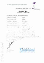 39 Acceptance Certificate Template Sample Acceptance Speech Example ...