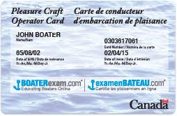 com® Boaterexam At In Get License Required Canada It Online Boating
