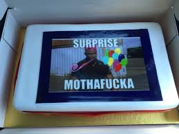 Funny Birthday Cakes My Husband Didnt Want A Birthday Cake Funny