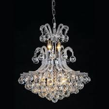 ursula large crystal ball chandelier pendant light elegant silver or gold attic