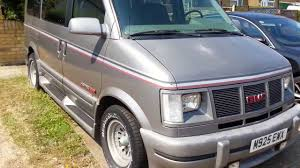 Chevrolet Astro 4.3 Starcraft 7 Seater - YouTube