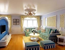 interior: Glamour Furniture For Living Room Mediterranean Interior Design  With Sofa And Arm Chairs Also