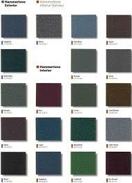 Powder Coat Ral Chart Absolute Powder Coating Llc Color Charts