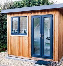 build a garden office. Garden Rooms Build A Office