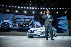 2018 nissan ids. perfect ids nissan president and ceo carlos ghosn presenting ids concept intended 2018 nissan ids u