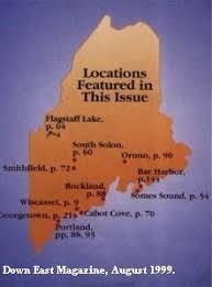 Cabot Cove Maine