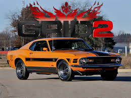 GRID 2 - FORD Mustang Mach 1 Twister Special - YouTube