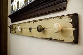 How To Make Coat Rack With Door Knobs Simple After Eclectic Mounted Coat Rack Coat Racks