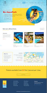 Betheme Web Design Betheme Aquapark Responsive Demo Wordpress
