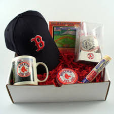 red sox gift set