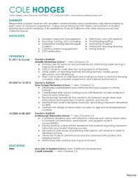 Template High School Teacher Resume Getha Krisha Pinterest Templates ...