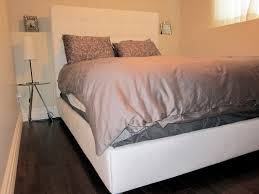 white upholstered beds. DIY Upholstered Bed White Beds R