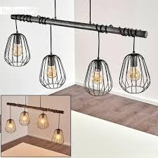 Beleuchtung Leuchten Pendel Silberne Zimmer Schlaf Wohn Ess